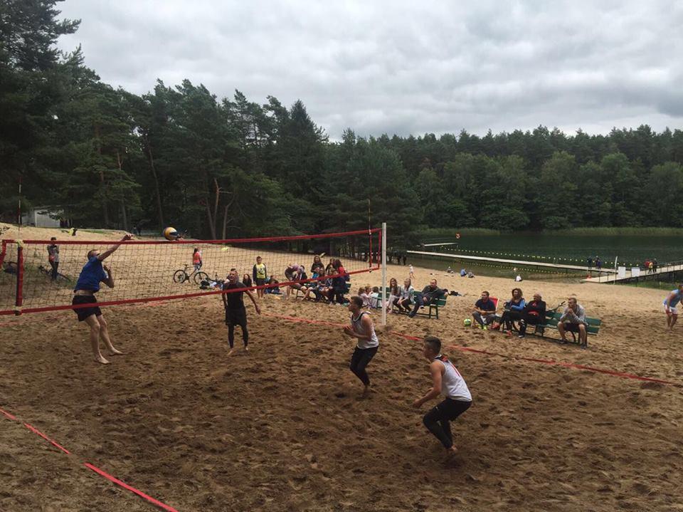 Beach Ball Turniej Siatkówki Plażowej - Borówno Cup 2016