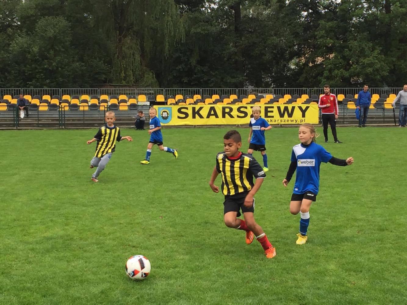 II turniej piłkarski o Puchar Skarszew