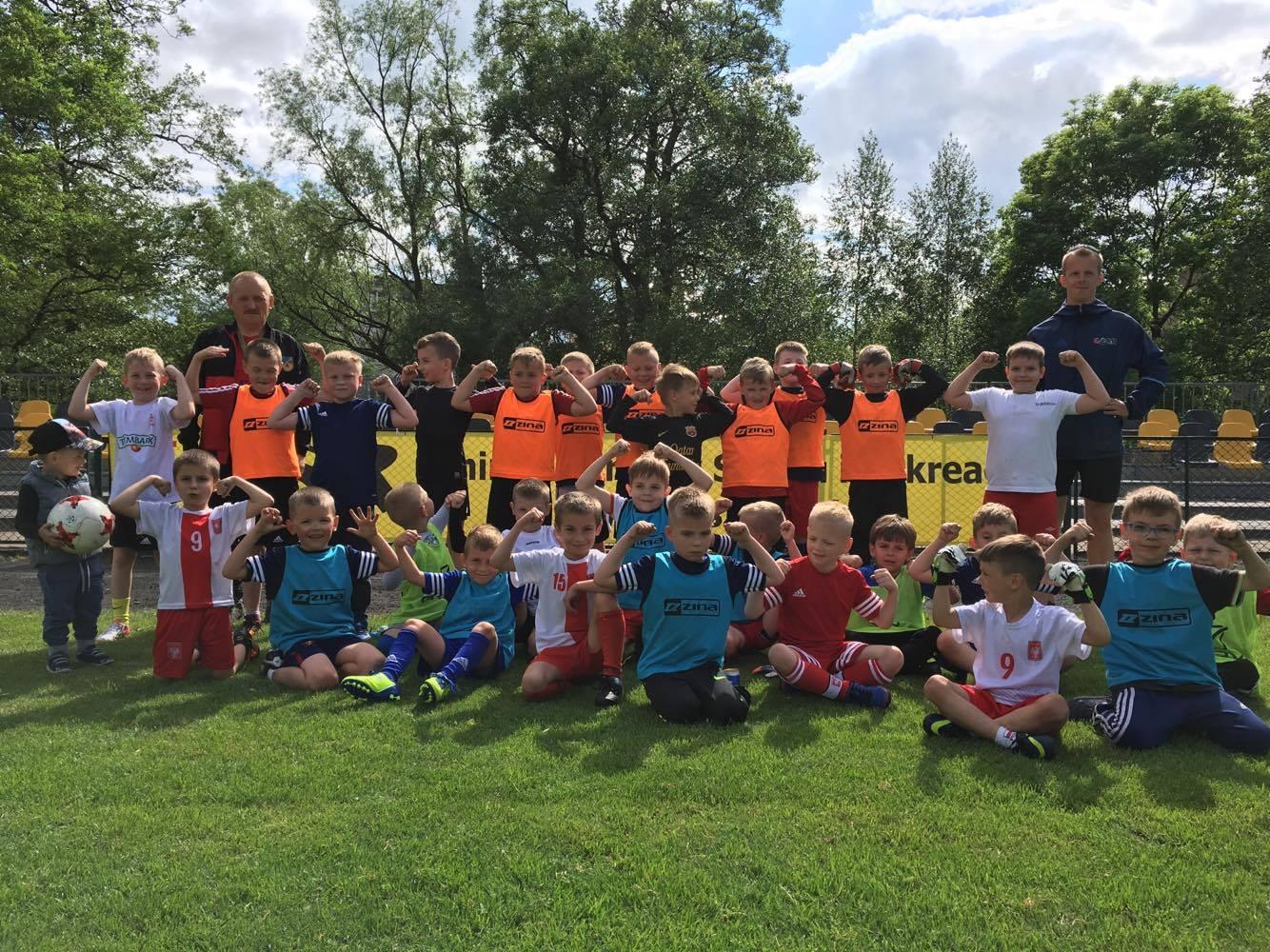 Dzień Dziecka dla Szkółki Piłkarskiej GOSiR